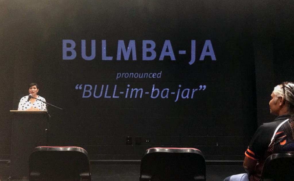 Minister Enoch_Bulmba-Ja Launch
