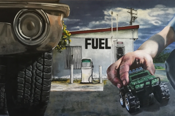Tim Ellis_Fuel Stop